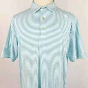 Peter Millar Mens s/s Polo S:L